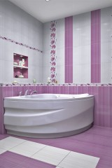 ЖАСМИН (Фиолетовый) 24,9х50