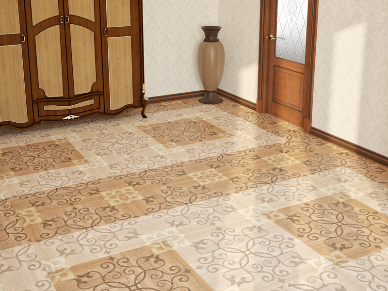 Дизайн плитка пол