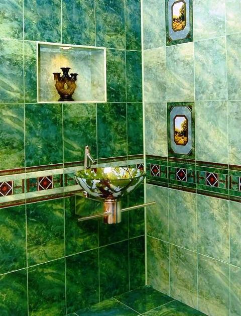 малахит урал ванна 2