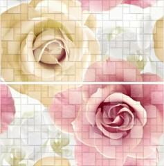 арома розый панно